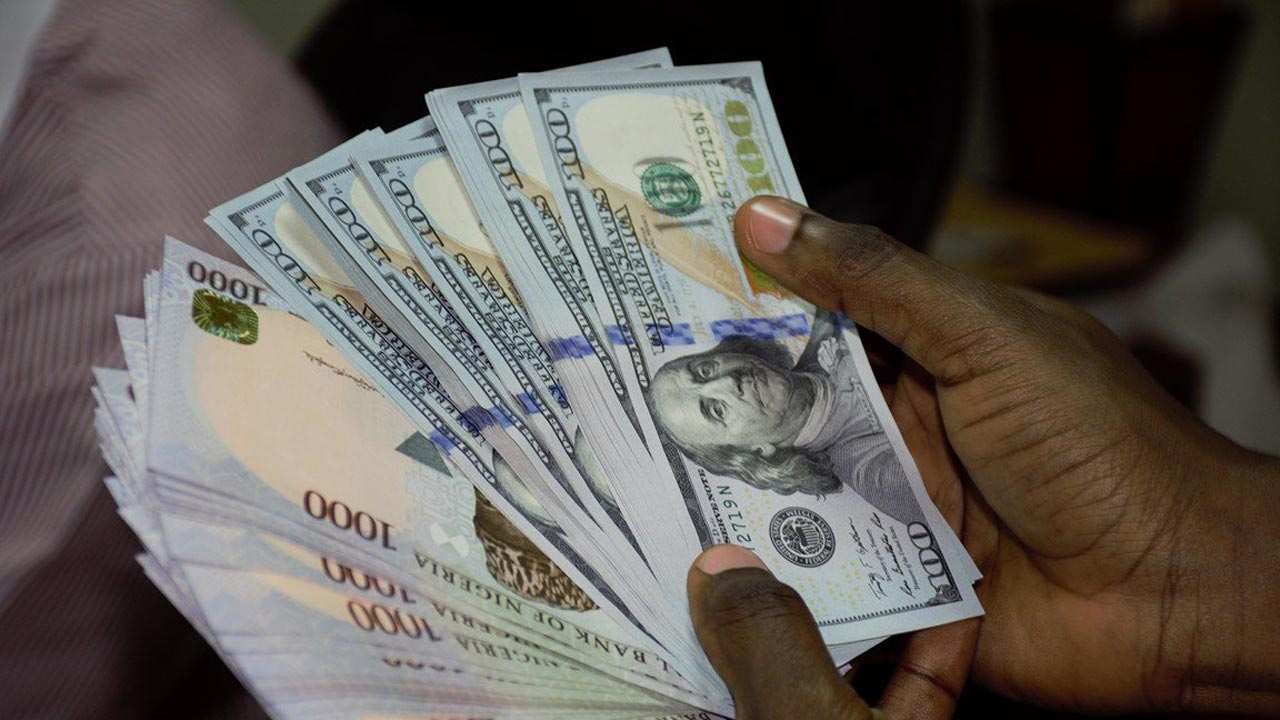 Dollar to Naira in the News - Naira Gains and Losses at the Official, Black Markets